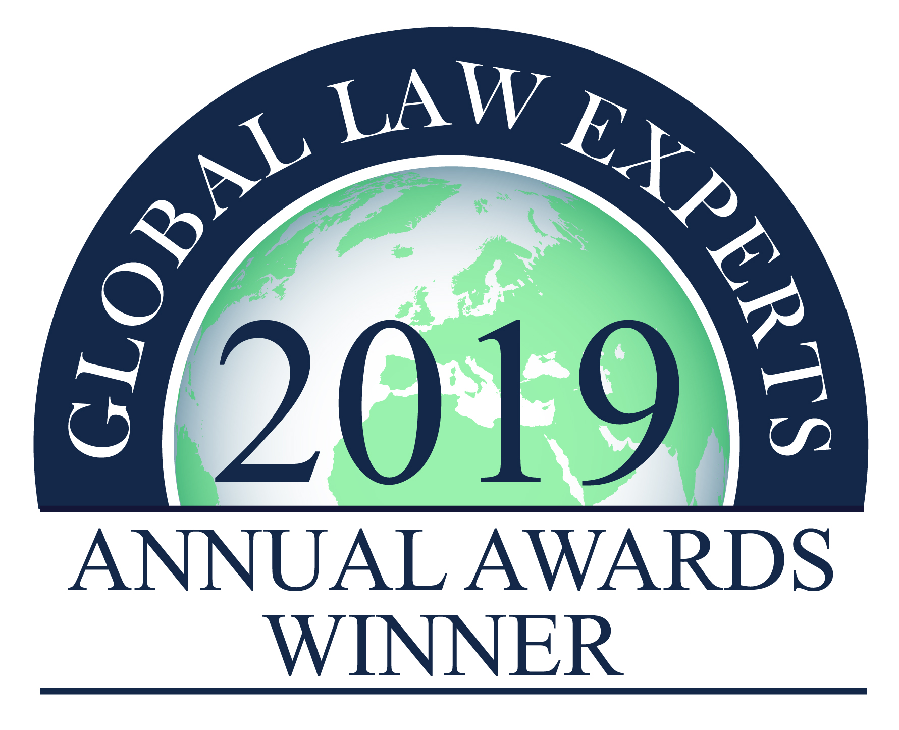 LexDellmeier 2019 Global Awards Winner