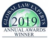 LexDellmeier 2019 Global Awards Winner