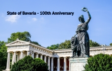 100th Anniversary State of Bavaria