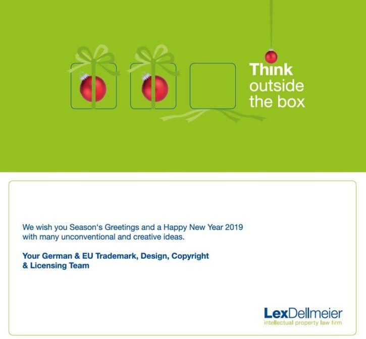 LexDellmeier Holiday Greetings 2019